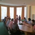 Наші гості-завучі шкіл Полтавської області