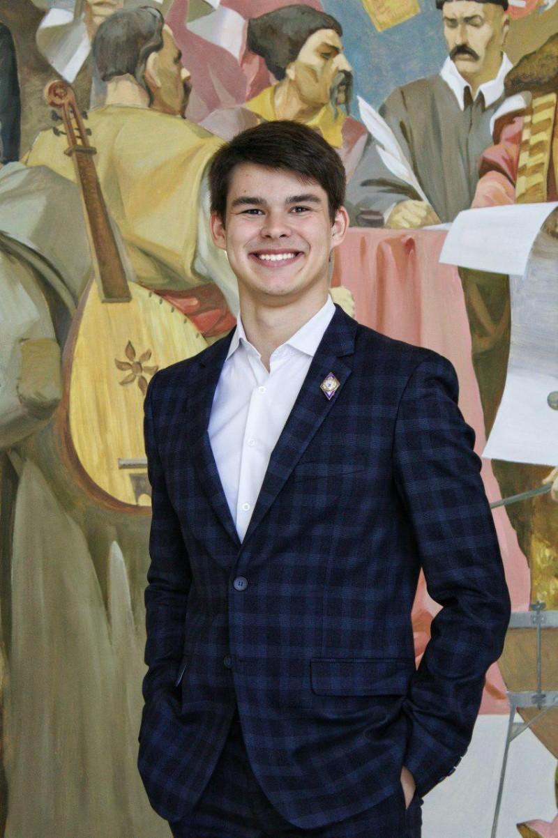 Галеев Ярослав