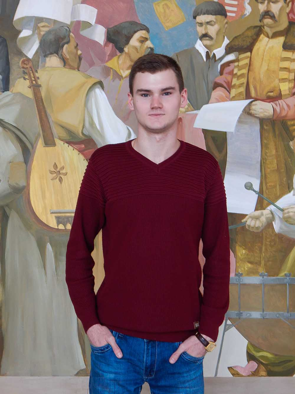 Логвінов Іван Олександрович
