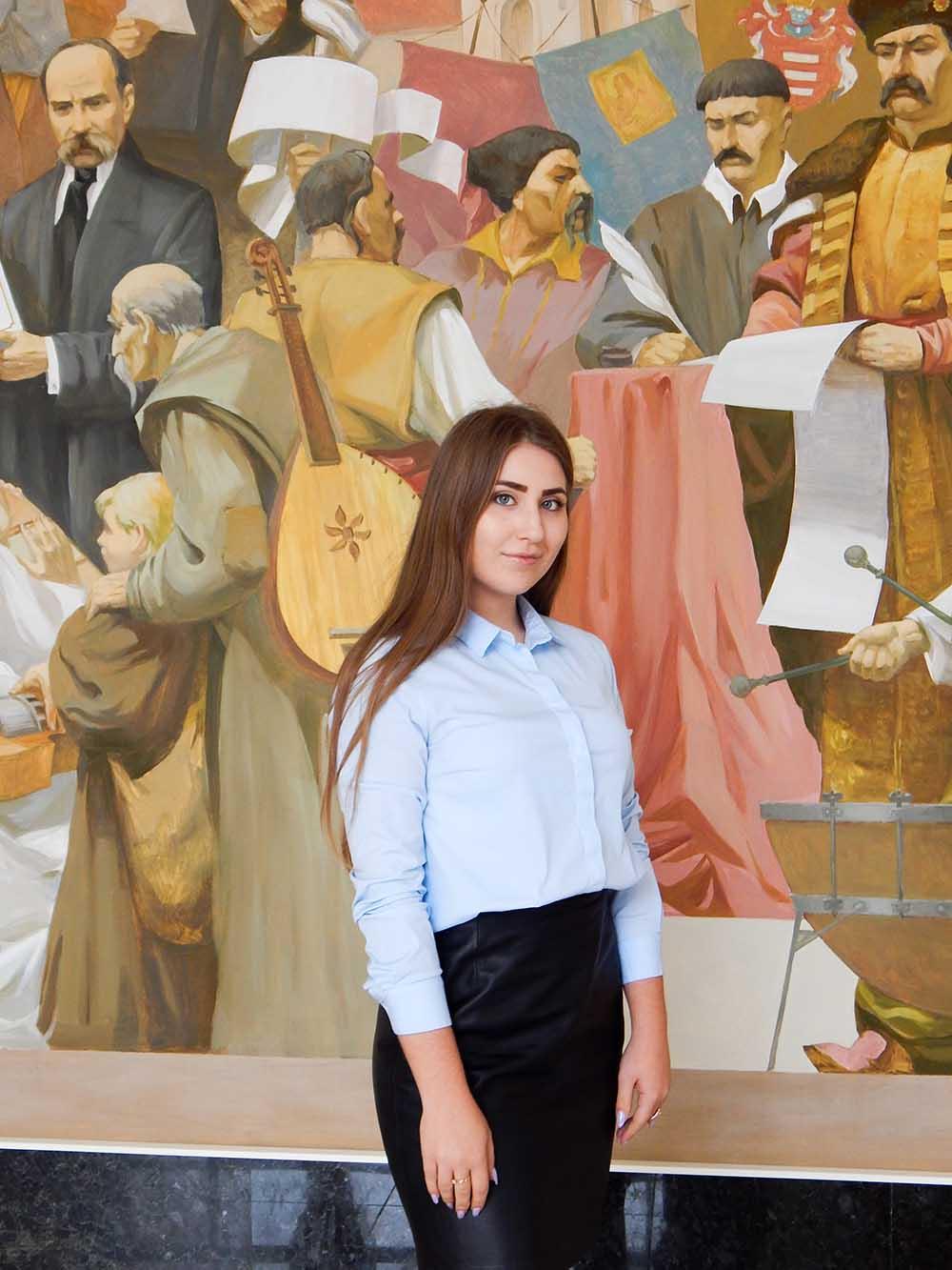 Мелконян Арміне Гарегінівна